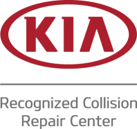 KIA collision repair center